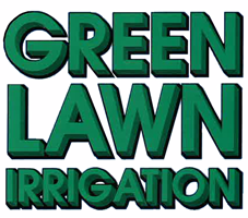 Green Lawn Irrigation Logo